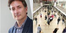 Bertrand Serp est vice-président de Toulouse Métropole en charge du numérique et de l'innovation.