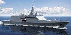 La corvette Gowind de Naval Group va-t-elle accoster en Roumanie?