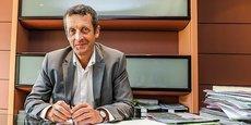 Jacques Mangon, vice-président de Bordeaux Métropole