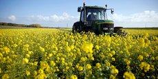 """""""L'achat d'une machine agricole constitue une importante source d'endettement pour les agriculteurs. Grâce à la location, le propriétaire en fait un moyen de revenus, alors que le locataire libère des ressources pour d'autres investissements"""", souligne le co-fondateur de WeFarmUp et de CoFarming, Laurent Barnède."""