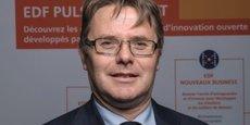 Michel Vanhaesbroucke, directeur de EDF Nouveaux Business