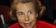Liliane Bettencourt Copyright Reuters