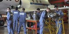 L'Aérocampus forme essentiellement des techniciens. La reprise de l'IAS pourrait lui permettre d'étendre sa palette de formations