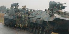 Des éléments de l'armée zimbabwéennes ont pris position dans la capitale Harare suite à un ultimatum du chef d'état major