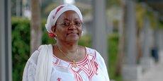 Kanny Diallo, Ministre guinéenne du Plan et de la Coopération Internationale