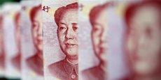 La dette chinoise totale dépasse désormais 250% du PIB.