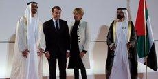 Le Président de la République Française ainsi que de nombreux leaders Arabes, se sont rendus le mercredi 8 novembre sur le site du nouveau musée afin d'assister à l'inauguration officielle du Louvre Abu Dhabi