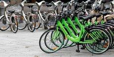 L'entreprise hongkongaise Gobee.bike s'est lancée sur Paris début octobre.