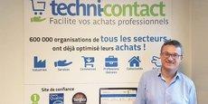 Focus sur Techni-Contact, entreprise qui facilite les achats professionnels des entreprises et des collectivités