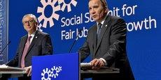 L'UNION EUROPÉENNE PROCLAME UN SOCLE COMMUN DES DROITS SOCIAUX