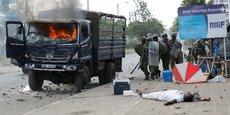 Le cortège célébrant le retour au pays de Raila Odinga, le 17 novembre a été violemment dispersé par la police. Les affrontements entre opposants et forces de l'ordre auraient causé 5 morts.