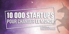 Postulez à la 6è édition du Prix La Tribune Jeune Entrepreneur - 10.000 startups pour changer le monde.