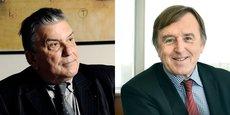 Divorce entre J.-P. Fournier, maire de Nîmes, et Y. Lachaud, président de l'Agglo