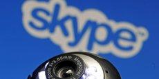 Skype n'est plus téléchargeable depuis l'App Store chinois et les boutiques Android locales.