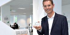 Plus de 32.000 « Compte-Nickel » ont été ouverts en Pays de la Loire, où sont référencés 219 buralistes. En trois ans, Compte-Nickel est ainsi devenu, le numéro 2 des offres bancaires en ligne. « Surtout, nous sommes parvenus à l'équilibre en août dernier », précise Arnaud Giraudon, président de Compte-Nickel.