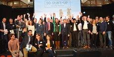 La délégation des startups de Nouvelle-Aquitaine qui participera au CES Las Vegas 2018