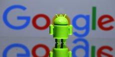 Android, système d'exploitation Google, utilisé tous les mois par plus de 2 milliards de terminaux actifs (smartphones, tablettes) dans le monde.
