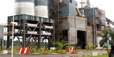 Le démarrage de l'unité de production de CIMAF à San Pedro a permis la création de 2 000 emplois durant sa phase de construction et 250 emplois en phase d'exploitation.