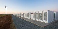 Les PowerPacks de Tesla sont à présent entièrement installés dans un parc d'éoliennes géré par le groupe français Neoen, et les tests devraient commencer.