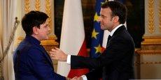 Pour la dirigeante polonaise, sans une coopération entre la France et la Pologne, toutes les réformes nécessaires de l'Union européenne sont vouées à l'échec.