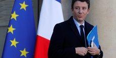 Benjamin Griveaux a été nommé porte-parole du gouvernement à la place de Christophe Castaner.