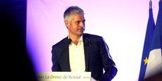 Laurent Wauquiez a qualifié l'équipe plurielle dirigée par Edouard Philippe de ramassis d'opportunistes.