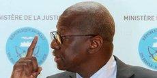 Mamadou Konaté, désormais ancien ministre de la Justice du Mali