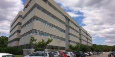 L'immeuble Le Triade, au Millénaire à Montpellier, hébergera le siège social du GIE et du site montpelliérain de la future agence économique régionale.