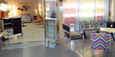 Le showroom et l'atelier de l'association sont situés 7 rue de la Motte Picquet, à Bordeaux.