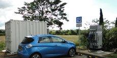 EDF mise sur 14 millions de voitures électriques en France en 2040.