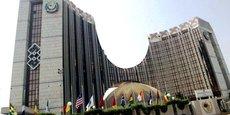 Siège social de la Communauté économique des États de l'Afrique de l'Ouest à Abuja, la capitale fédérale du Nigéria.