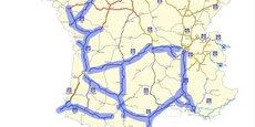 Avec 2.703 km, le réseau d'ASF est le plus étendu de France. Il représente 30 % du chiffre d'affaires du secteur autoroutier.