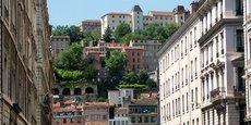 Le prix de l'immobilier continent à progresser à Lyon.