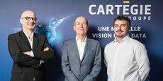 Cartégie et La compagnie hyperactive vont peser à elles deux un chiffre d'affaires de 22 millions d'euros