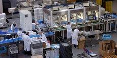 Au deuxième trimestre 2017, l'industrie manufacturière employait 2,8 millions de salariés