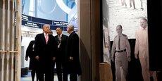 TRUMP INAUGURE UN MUSÉE DES DROITS CIVIQUES EN L'ABSENCE DE LEADERS NOIRS