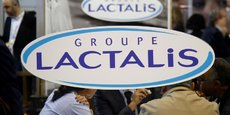 600 lots rappelés par le fabricants de lait infantile à la demande de Bercy