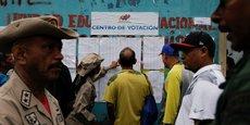 LE PARTI DE MADURO TRIOMPHE AUX MUNICIPALES, BOYCOTTÉES PAR L'OPPOSITION