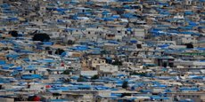 POUSSÉE DES FORCES GOUVERNEMENTALES SYRIENNES VERS LA PROVINCE D'IDLIB