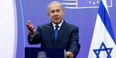 NETANYAHU: L'UE VA SUIVRE TRUMP À PROPOS DE JÉRUSALEM
