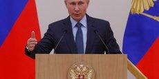 POUTINE ORDONNE LE RETRAIT DES TROUPES RUSSES DE SYRIE