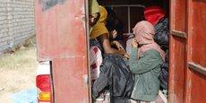 L'ONU CHERCHE UN PAYS D'ACCUEIL POUR 1.300 RÉFUGIÉS EN LIBYE