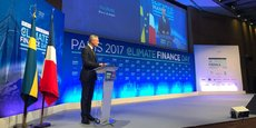 « Les Français veulent donner du sens à leur épargne, en la mettant au service de la transition énergétique », a insisté Bruno Le Maire ce lundi en clôture du Climate Finance Day organisé à Bercy.