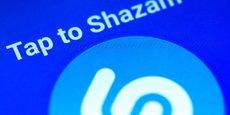 Shazam, application de reconnaissance musicale, a été téléchargée plus d'un milliard de fois, selon des chiffres de l'automne 2016.
