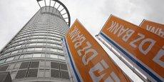 DZ BANK AVANCE DANS SON PROJET DE CESSION DE DVB