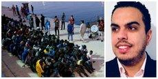 Pour Raouf Farrah analyste chez SECDEV, la crise migratoire est le résultat de la rapacité des milices libyennes intéressées par la manne financière que représentent les migrants.