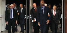 Le Premier ministre Édouard Philippe, à Cahors en décembre 2017, sera prochainement à Toulouse.