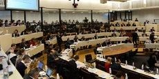 L'assemblée métropolitaine, image d'archive.