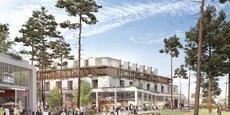 Le projet Oasis, à Mérignac (Bordeaux Métropole) sera développé par Aqprim avec le bailleur social Clairsienne.