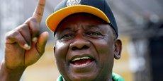 Cyril Ramaphosa semble de plus en plus à l'aise dans son costume de futur président de l'Afrique du Sud.